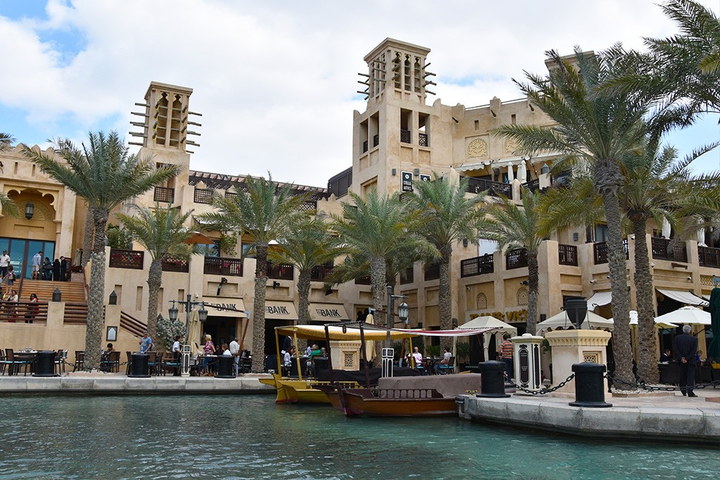 Abra tour door Madinat Jumeirah in Dubai