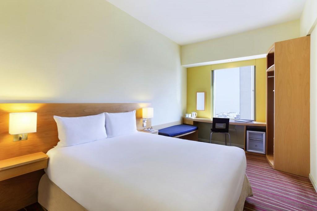 Ibis Al Rigga hotel in Dubai