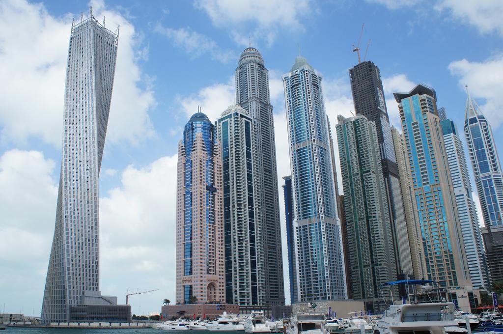 De Dubai Marina