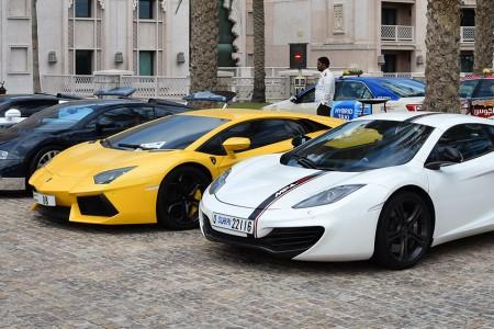 Autorijden in Dubai - Bugatti Veyron
