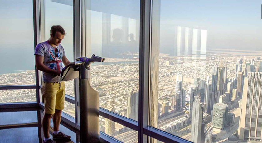 At The Top, Burj Khalifa SKY