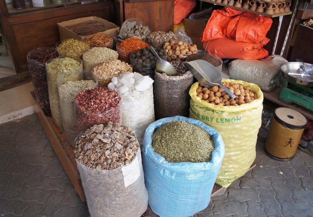 De Spice Souk in Dubai