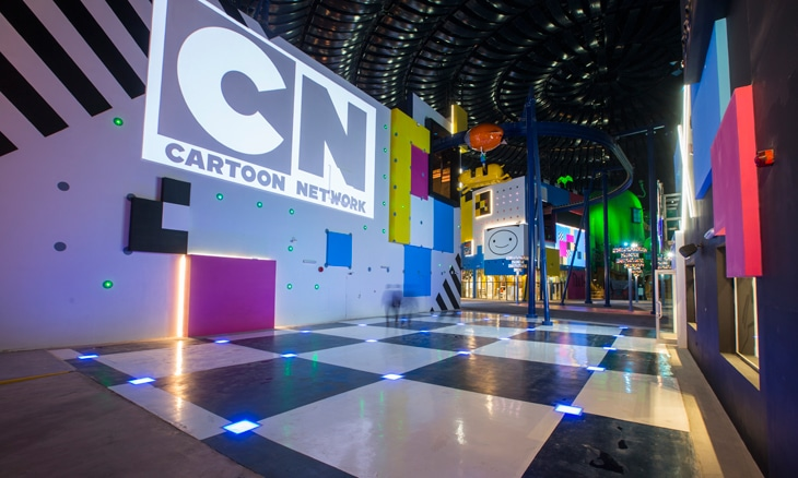 Cartoon Network - IMG Worlds of Adventure