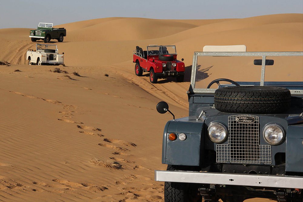 Desert safari's with Platinum Heritage Dubai desert safari