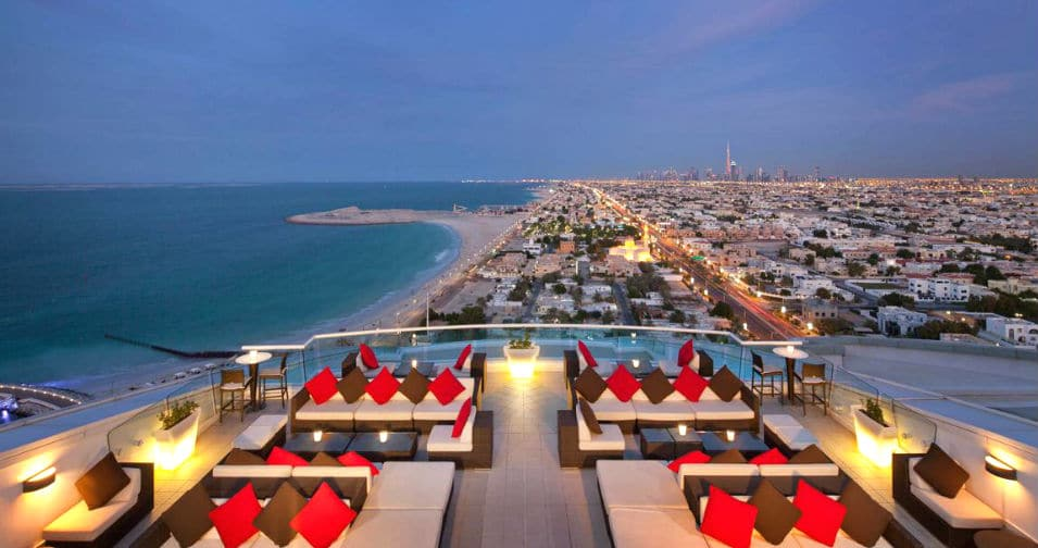 Uptown Bar Dubai