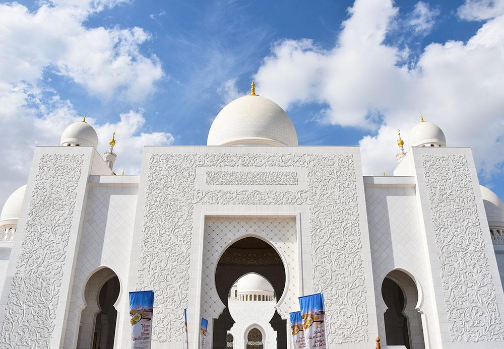 Bezoek Abu Dhabi vanuit Dubai