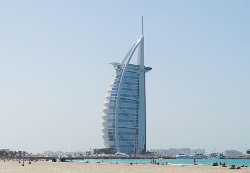 Strand Burj al Arab