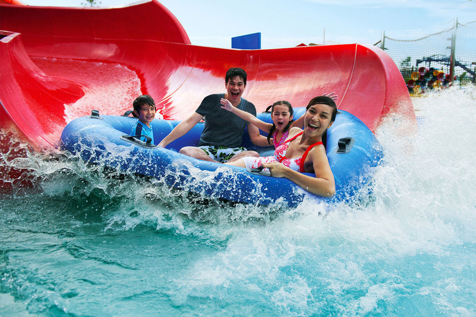 LEGOLAND Waterpark in Dubai