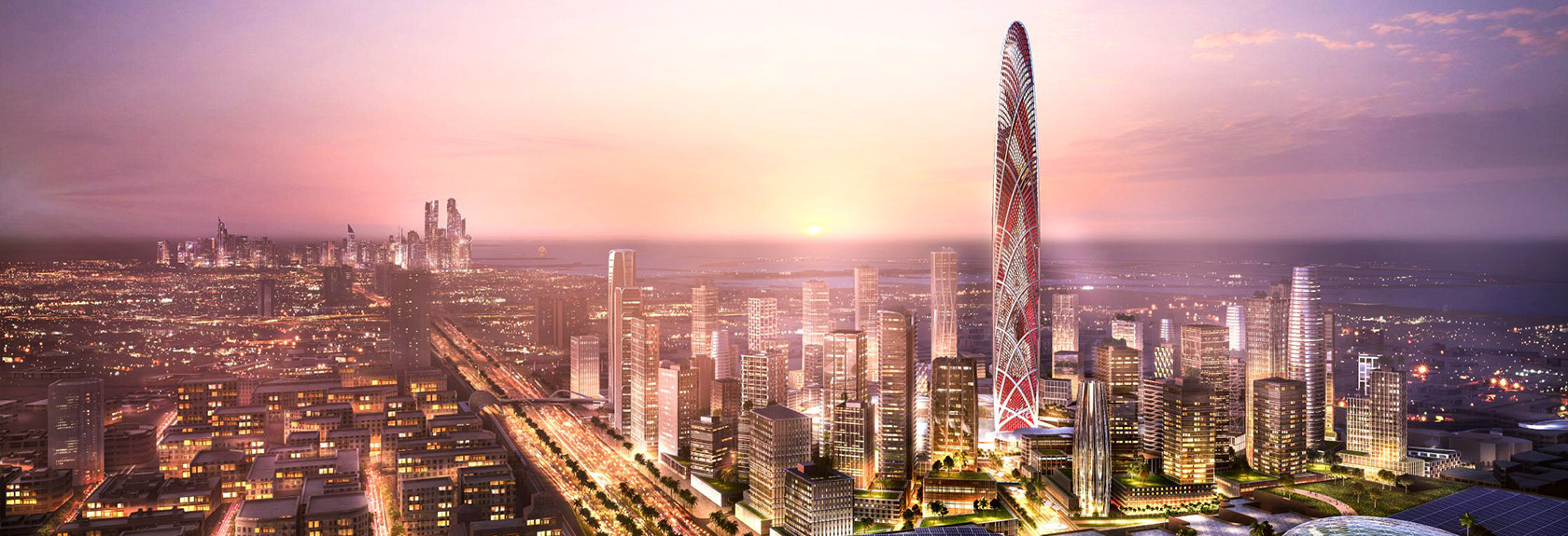 Nieuw project in Dubai: Downtown Jumeira