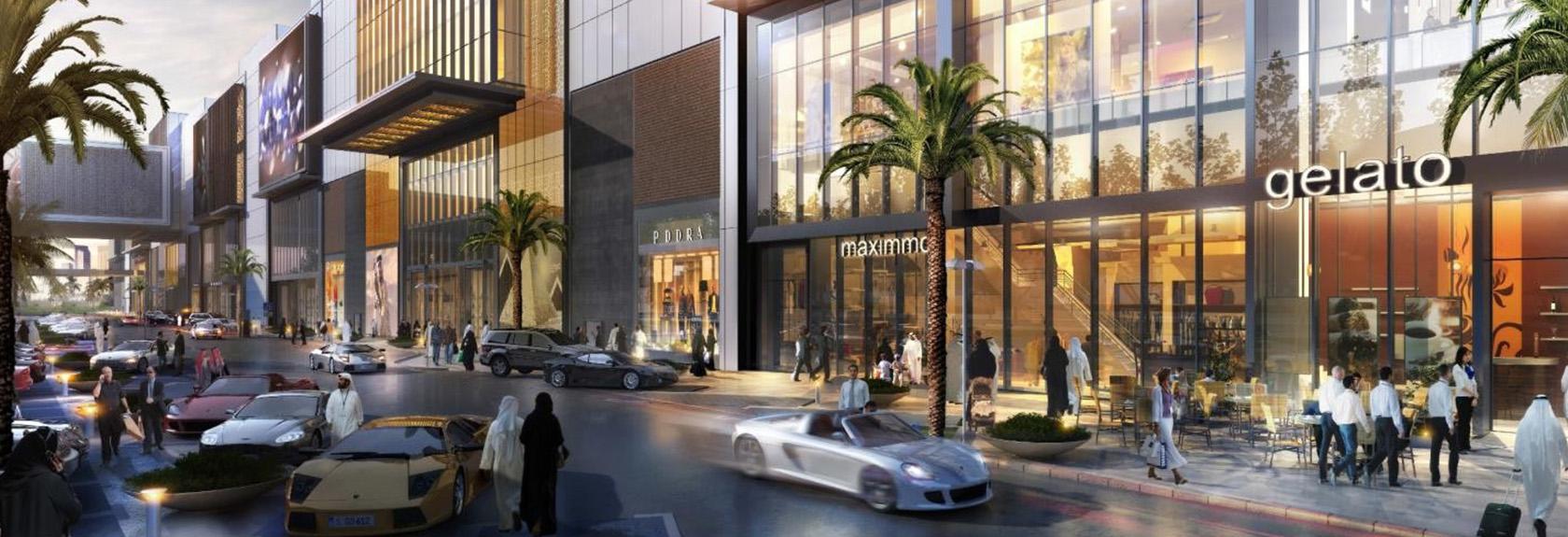 Uitbreiding Dubai Mall Zabeel in de Dubai Mall winkel geopend