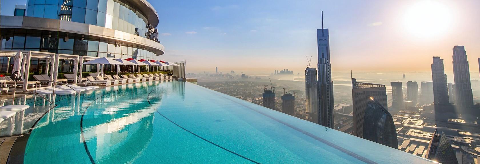 Cé La Vi Dubai – Skybar en restaurant