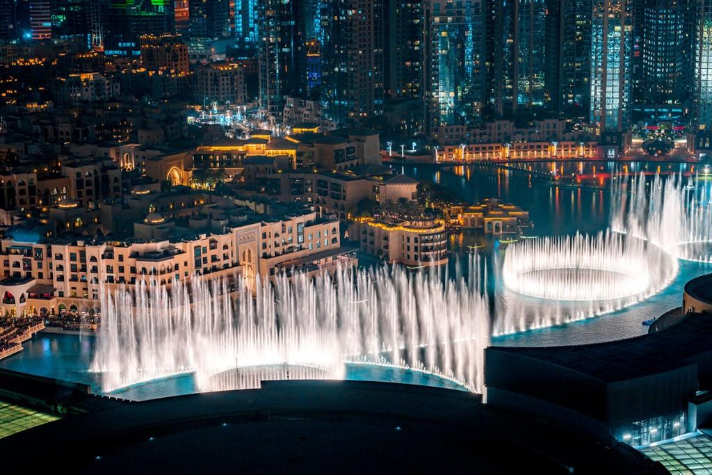 Dubai Fountains | Alles Over Dubai - Dé reisgids over Dubai