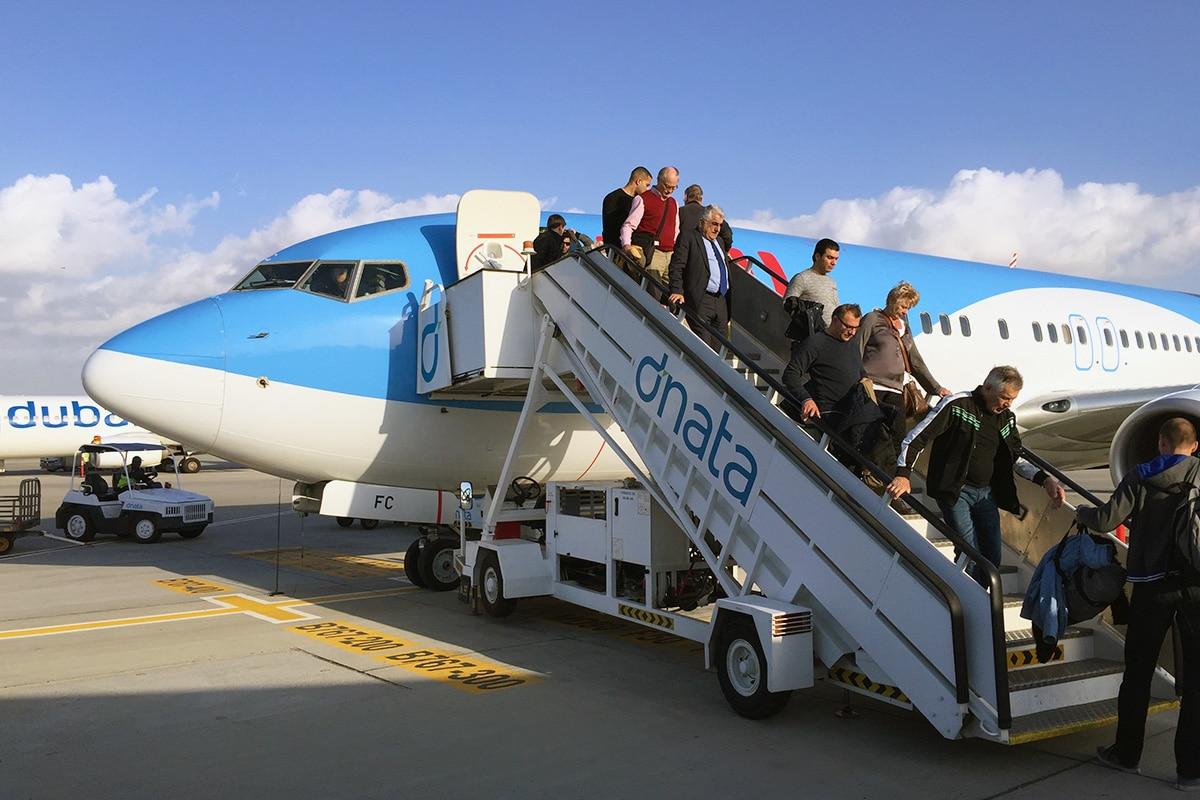 Met TUIfly vliegen naar Dubai