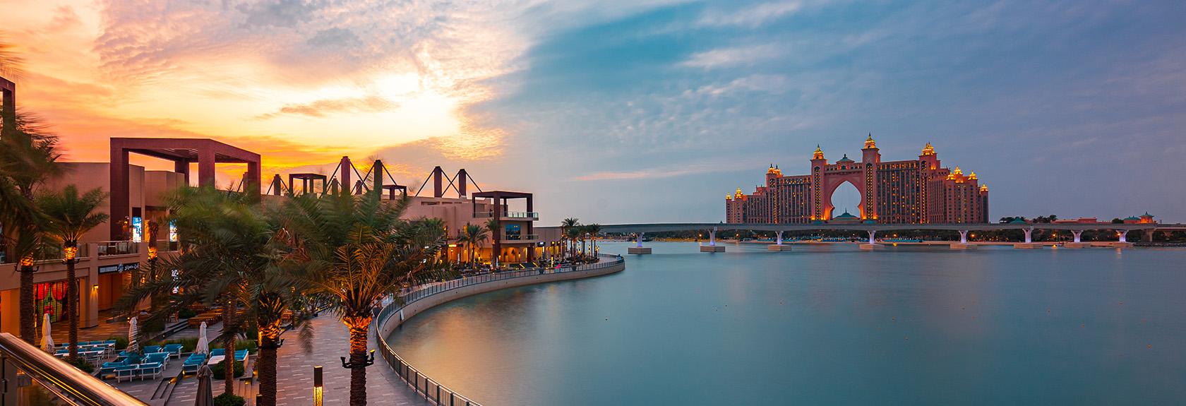 The Pointe – winkelcentrum op Palm Jumeirah