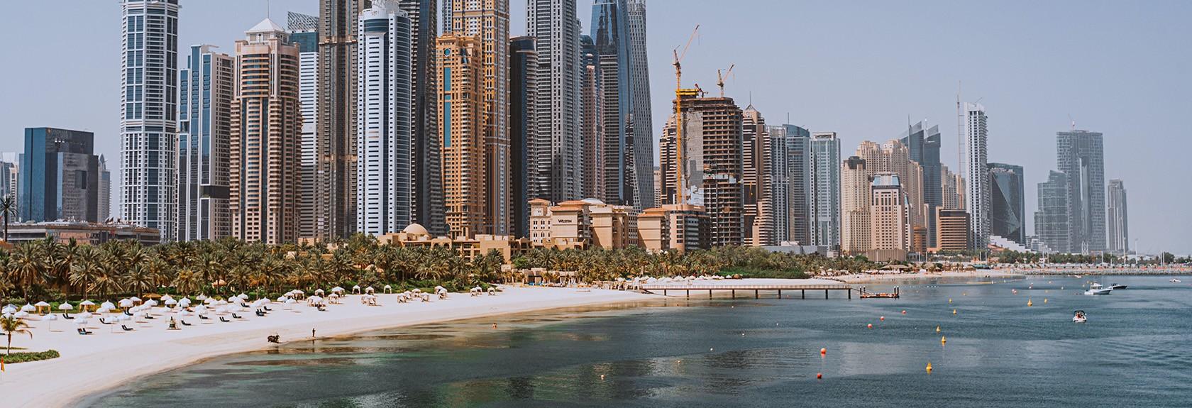 Corona en vakantie in Dubai